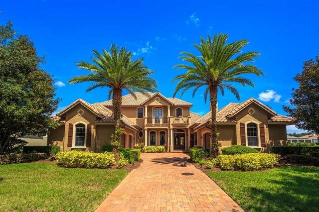 6416 Lake Burden View Drive, Windermere, FL 34786 (MLS #O5873887) :: Griffin Group