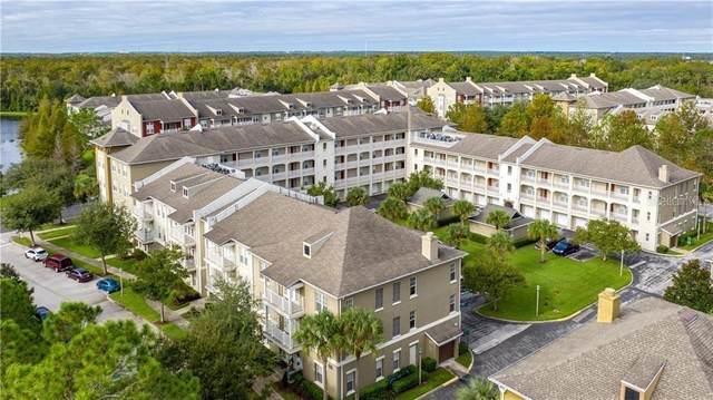 1220 Ironsmith Drive #301, Celebration, FL 34747 (MLS #O5873901) :: Bustamante Real Estate