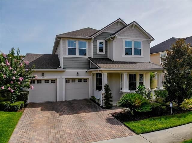 5337 Dove Tree Street, Orlando, FL 32811 (MLS #O5873904) :: Dalton Wade Real Estate Group
