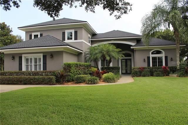 13717 Lake Cawood Drive, Windermere, FL 34786 (MLS #O5873905) :: Heart & Home Group