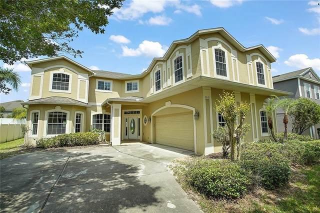 5061 Rishley Run Way #1, Mount Dora, FL 32757 (MLS #O5873980) :: Cartwright Realty