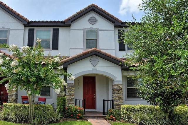 9950 Eagle Creek Center Boulevard, Orlando, FL 32832 (MLS #O5874006) :: Cartwright Realty