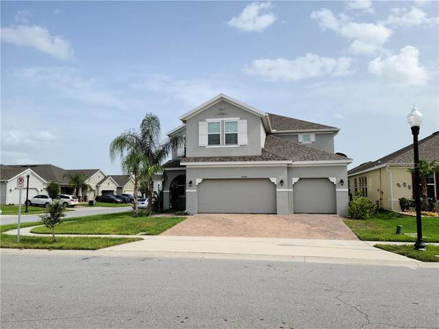 3948 Green Sabal Drive, Orlando, FL 32824 (MLS #O5874061) :: The Duncan Duo Team