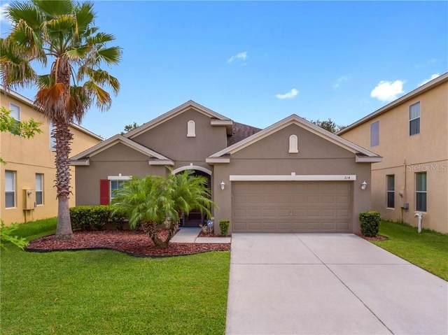 314 Peacock Springs Court, Groveland, FL 34736 (MLS #O5874203) :: Griffin Group