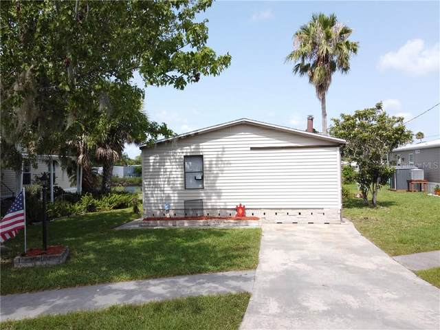 5444 Wood Street, Port Orange, FL 32127 (MLS #O5874305) :: EXIT King Realty