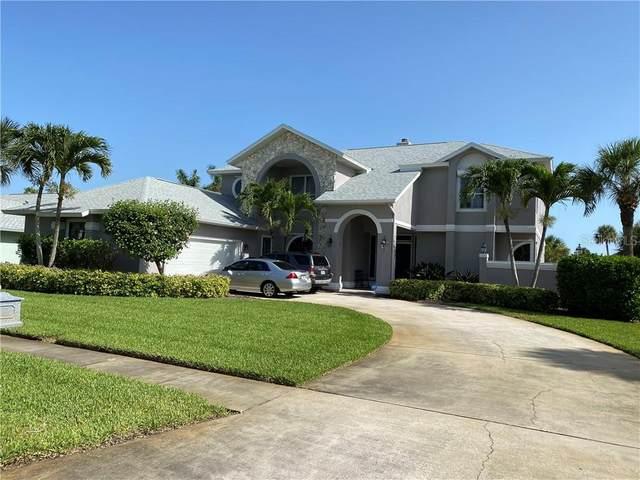 114 Martesia Way, Indian Harbour Beach, FL 32937 (MLS #O5874310) :: Armel Real Estate