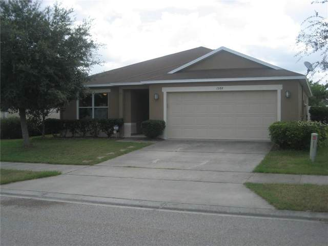 1588 Strathmore Circle, Mount Dora, FL 32757 (MLS #O5874319) :: Cartwright Realty