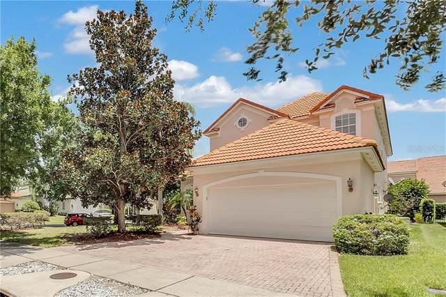 8507 Terlizzi Court, Orlando, FL 32836 (MLS #O5874345) :: Dalton Wade Real Estate Group