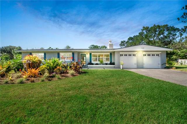 7410 Lake Marsha Drive, Orlando, FL 32819 (MLS #O5874356) :: Lucido Global