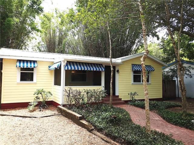 313 Crabtree Avenue, Orlando, FL 32835 (MLS #O5874366) :: Team Buky