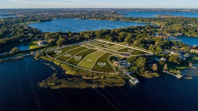 1009 Down Reserve Ct, Windermere, FL 34786 (MLS #O5874376) :: Bustamante Real Estate