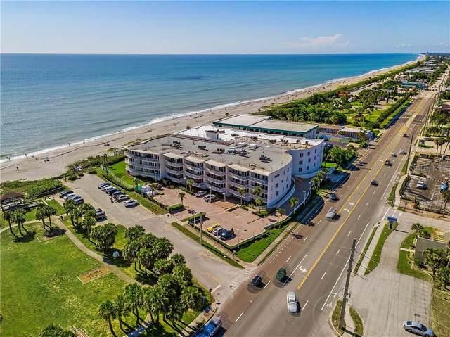 601 N Miramar Avenue #305, Indialantic, FL 32903 (MLS #O5874458) :: New Home Partners