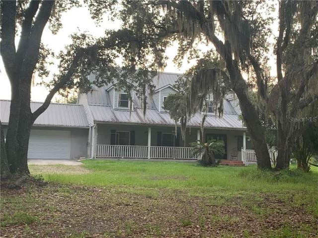 2490 Mcmichael Road, Saint Cloud, FL 34771 (MLS #O5874512) :: Dalton Wade Real Estate Group