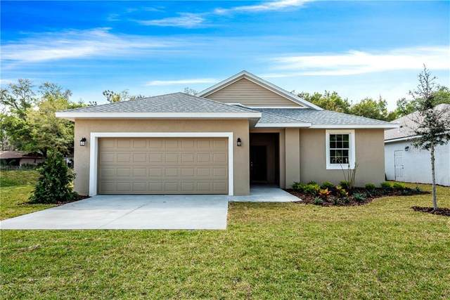 86 Eleven Oaks Circle, Eustis, FL 32726 (MLS #O5874529) :: Cartwright Realty