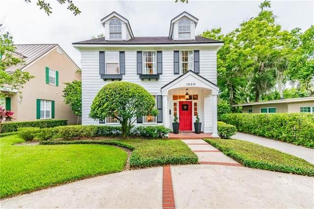 1550 Woodland Avenue, Winter Park, FL 32789 (MLS #O5874548) :: Pepine Realty