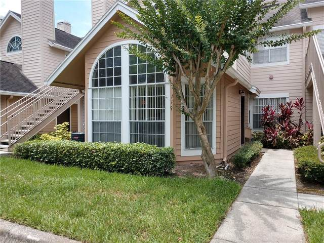 625 Greencove Terrace #119, Altamonte Springs, FL 32714 (MLS #O5874622) :: Team Buky