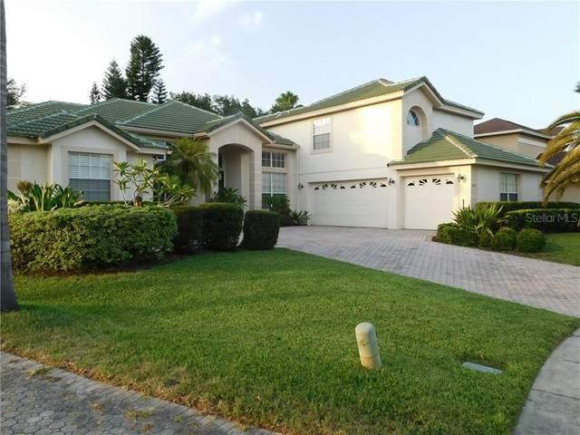 8615 Wild Cherry Court, Orlando, FL 32836 (MLS #O5874642) :: GO Realty