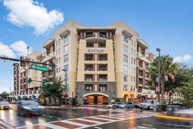 630 Vassar Street #2504, Orlando, FL 32804 (MLS #O5874739) :: Dalton Wade Real Estate Group