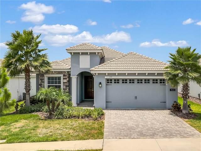 1513 Bunker Drive, Davenport, FL 33896 (MLS #O5874750) :: Cartwright Realty