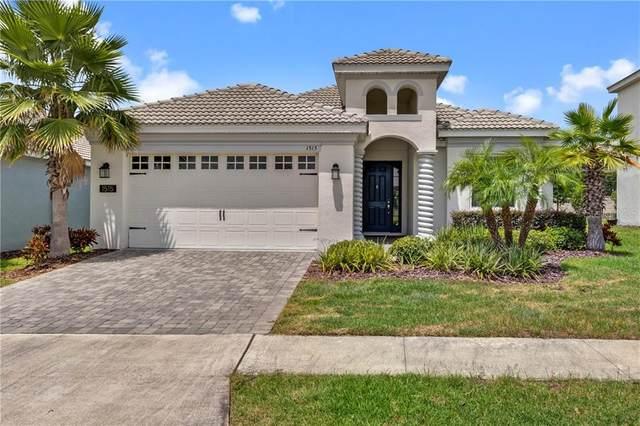 1515 Bunker Drive, Davenport, FL 33896 (MLS #O5874754) :: GO Realty
