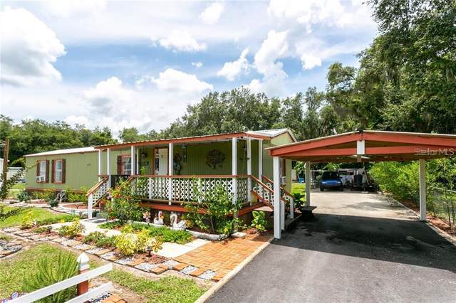 5 Valencia Court, Winter Haven, FL 33880 (MLS #O5874759) :: The Duncan Duo Team