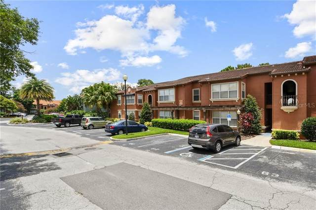 5116 Conroy Road #27, Orlando, FL 32811 (MLS #O5874788) :: Dalton Wade Real Estate Group