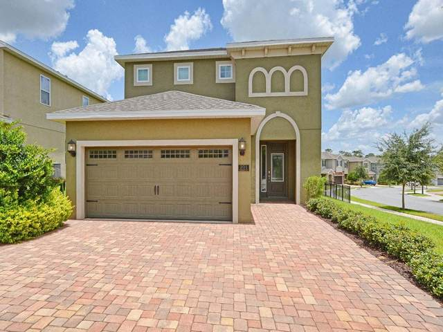 201 Pendant Court, Kissimmee, FL 34747 (MLS #O5874831) :: The Duncan Duo Team