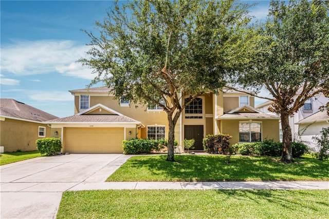 2490 Hinsdale Drive, Kissimmee, FL 34741 (MLS #O5874855) :: Sarasota Home Specialists