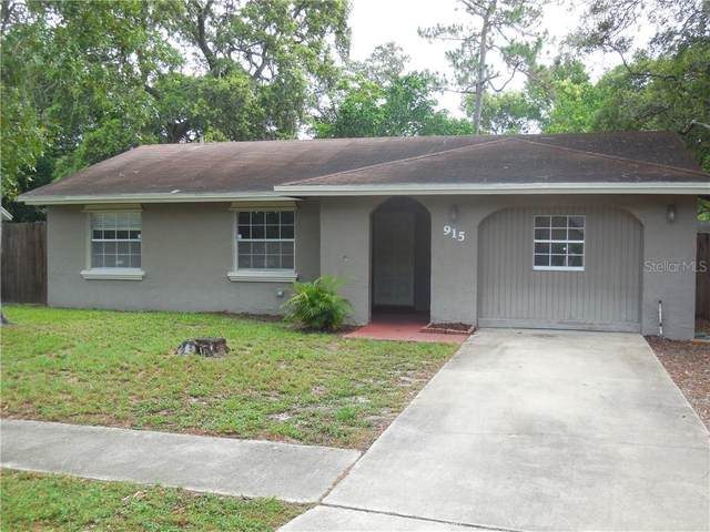 915 Turtle Mound Drive, Casselberry, FL 32707 (MLS #O5874921) :: Premium Properties Real Estate Services