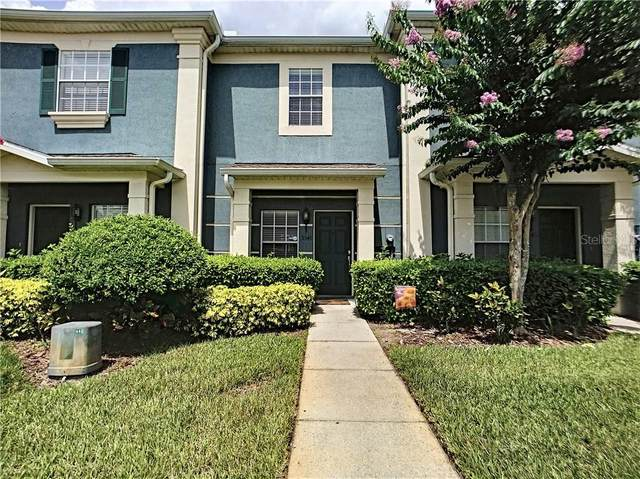 3541 Wilshire Way Road #54, Orlando, FL 32829 (MLS #O5874925) :: Gate Arty & the Group - Keller Williams Realty Smart