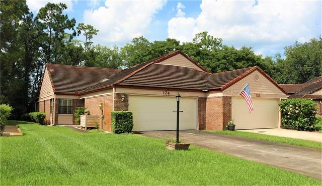 124 Sand Thrush Court, Daytona Beach, FL 32119 (MLS #O5874965) :: Heart & Home Group