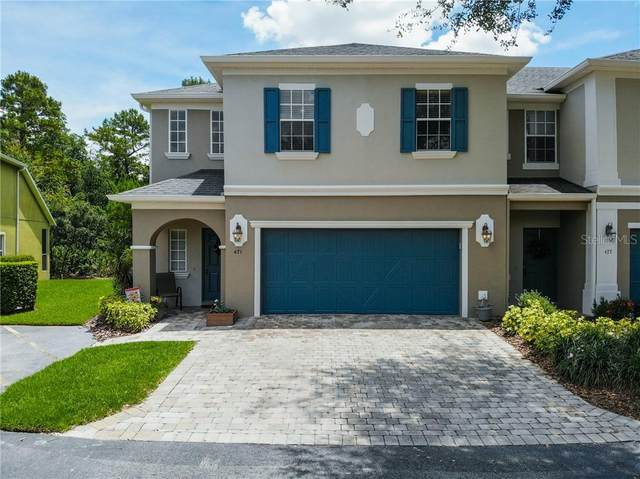 471 Evening Sky Drive, Oviedo, FL 32765 (MLS #O5875063) :: The Duncan Duo Team