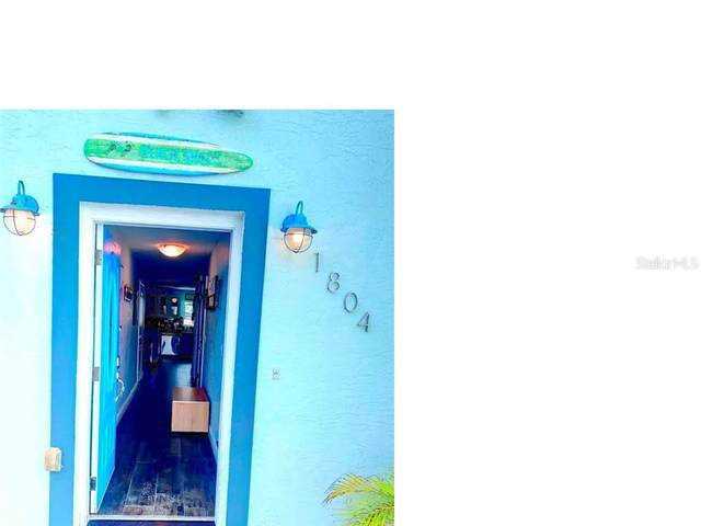1804 S Atlantic Avenue, New Smyrna Beach, FL 32169 (MLS #O5875086) :: Griffin Group