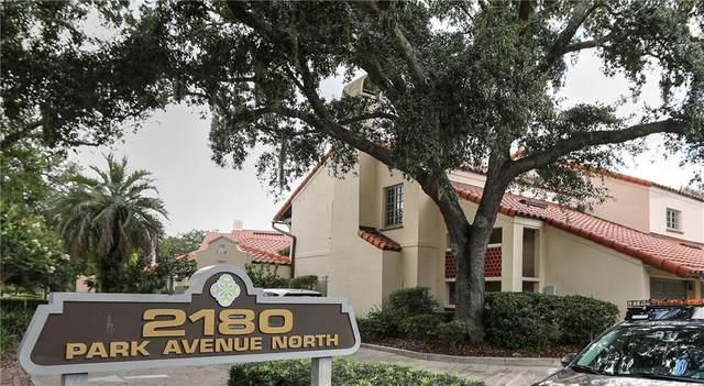 2180 N Park Avenue Suite 220, Winter Park, FL 32789 (MLS #O5875088) :: Griffin Group