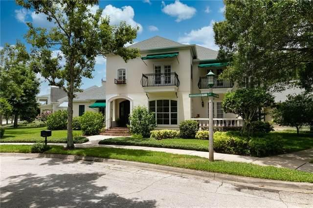 414 Greenbrier Avenue, Celebration, FL 34747 (MLS #O5875101) :: Griffin Group