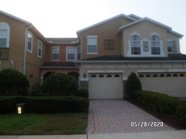 2747 Sweet Magnolia Place, Oviedo, FL 32765 (MLS #O5875106) :: The A Team of Charles Rutenberg Realty