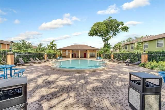 7321 Cedar Creek Court #71, Winter Park, FL 32792 (MLS #O5875126) :: Armel Real Estate