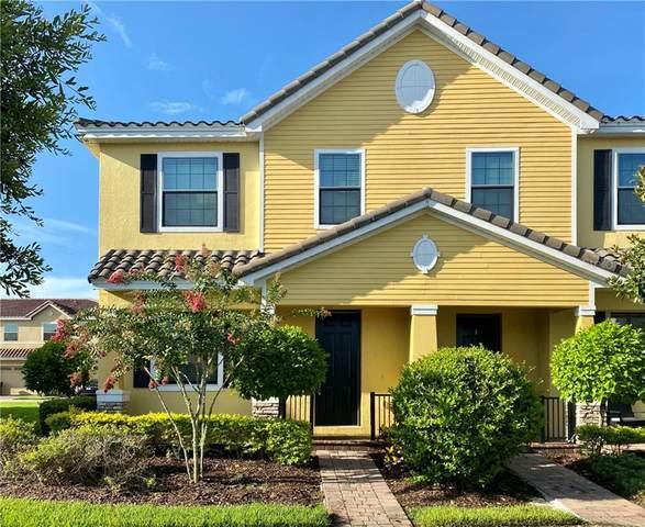 10034 Eagle Creek Center Boulevard, Orlando, FL 32832 (MLS #O5875129) :: GO Realty