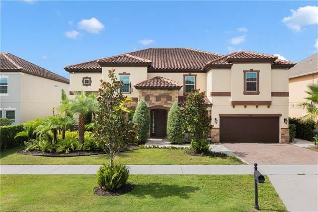19328 Pummelo Drive, Orlando, FL 32827 (MLS #O5875153) :: GO Realty