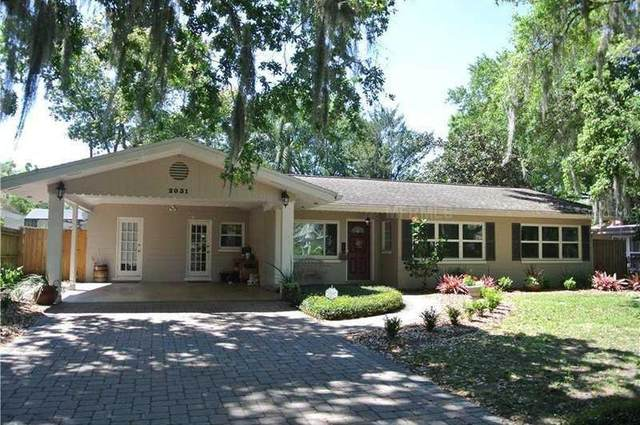 2031 Temple Drive, Winter Park, FL 32789 (MLS #O5875182) :: Griffin Group