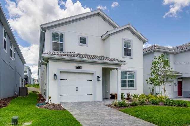 1576 Flange Drive, Davenport, FL 33896 (MLS #O5875275) :: The Price Group