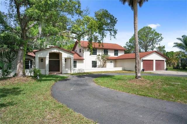 8282 Earlwood Avenue, Mount Dora, FL 32757 (MLS #O5875296) :: The Duncan Duo Team