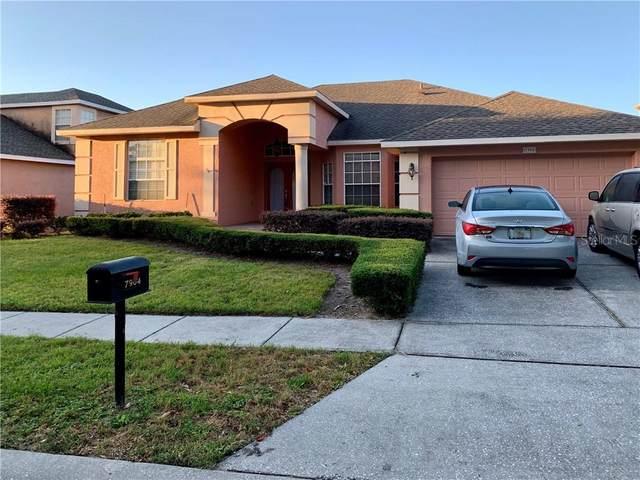 7904 Fernleaf Drive, Orlando, FL 32836 (MLS #O5875299) :: GO Realty