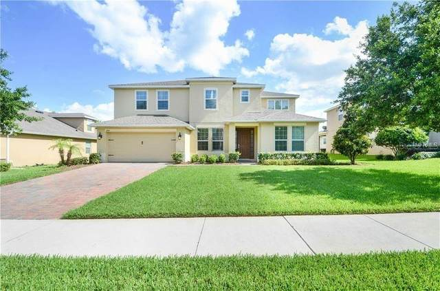 844 Galway Boulevard, Apopka, FL 32703 (MLS #O5875320) :: The Duncan Duo Team