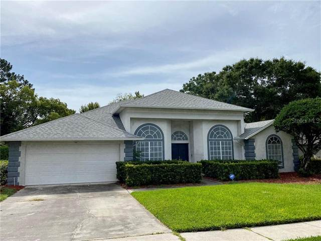 824 Palm Cove Drive, Orlando, FL 32835 (MLS #O5875331) :: Griffin Group