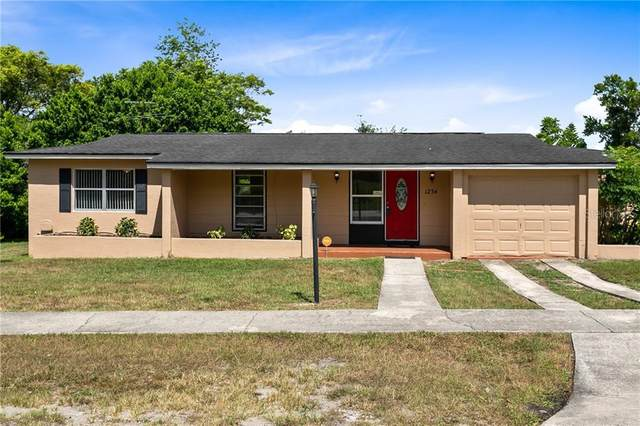 1234 Wanda Lane, Deltona, FL 32725 (MLS #O5875344) :: Florida Real Estate Sellers at Keller Williams Realty