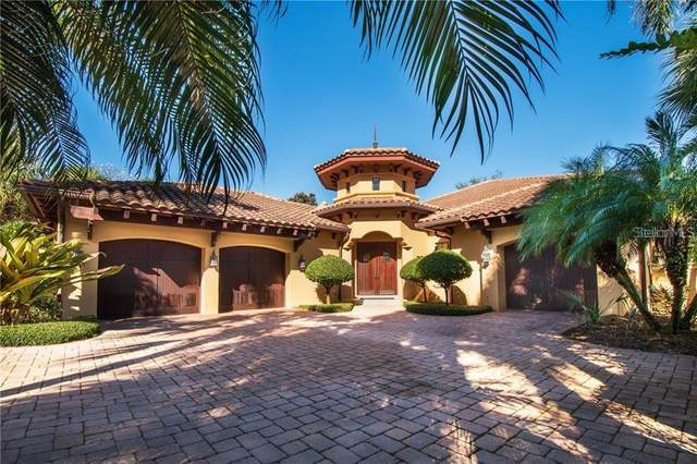 9108 Isleworth Gardens Drive, Windermere, FL 34786 (MLS #O5875415) :: Team Bohannon Keller Williams, Tampa Properties
