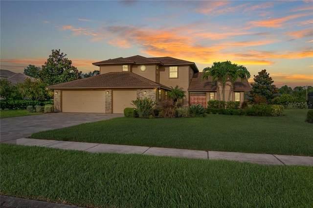 4064 Sand Ridge Drive, Merritt Island, FL 32953 (MLS #O5875433) :: Realty Executives Mid Florida
