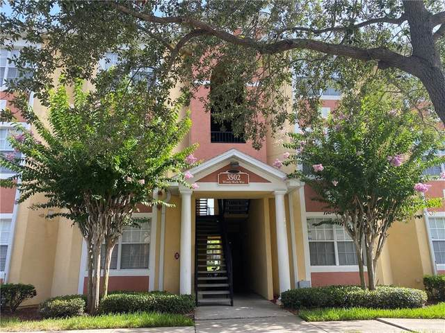 3502 Windy Walk Way #205, Orlando, FL 32837 (MLS #O5875506) :: Team Bohannon Keller Williams, Tampa Properties
