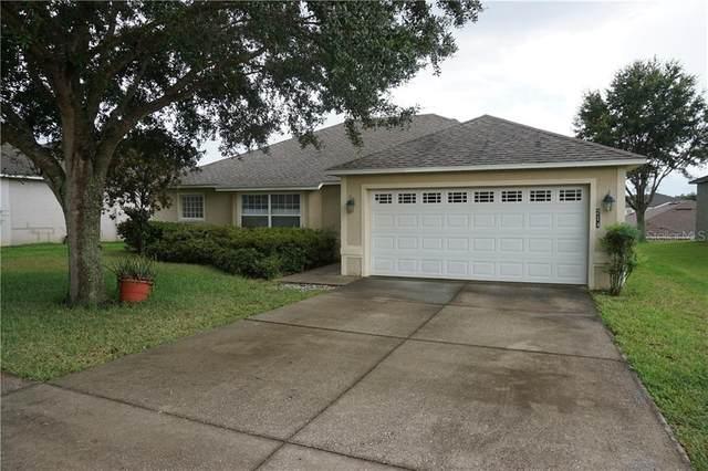 214 Compass Rose Drive, Groveland, FL 34736 (MLS #O5875511) :: Team Bohannon Keller Williams, Tampa Properties